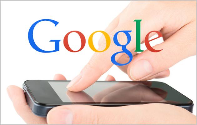 google-mobilvanlig