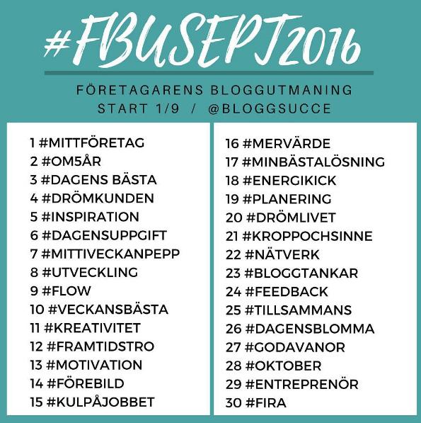 bloggutmaning2016