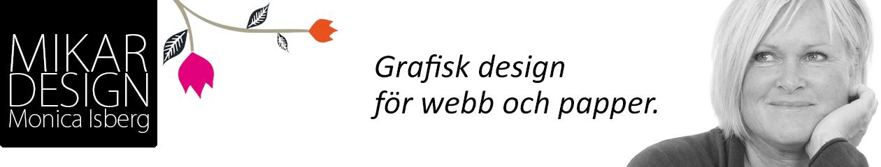 Grafisk design för webb och papper i Kungälv