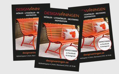 Design åt Designvåningen